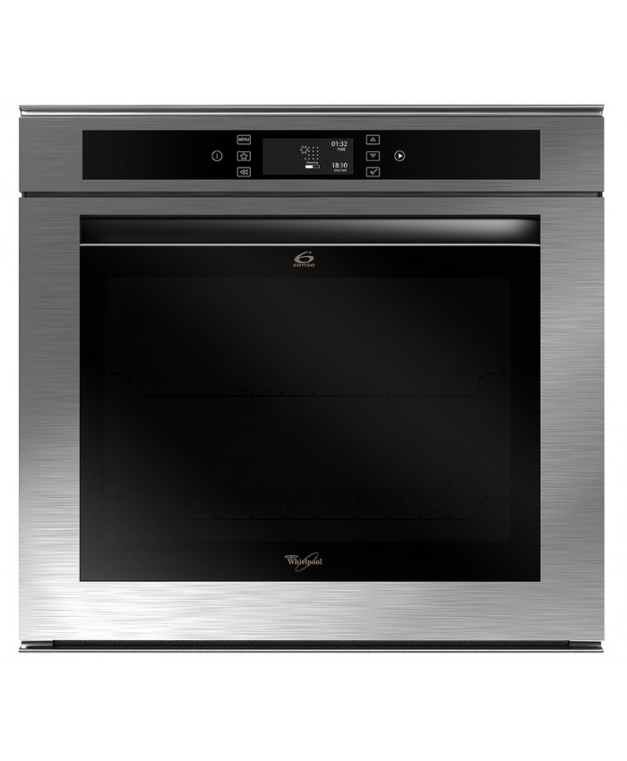 HORNO EMPOTRABLE DIGITAL 67LTS  - WHIRLPOOL 6TO SENTIDO (AKZM656IX)