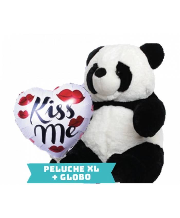 PELUCHE XL + GLOBO | VILLAGE