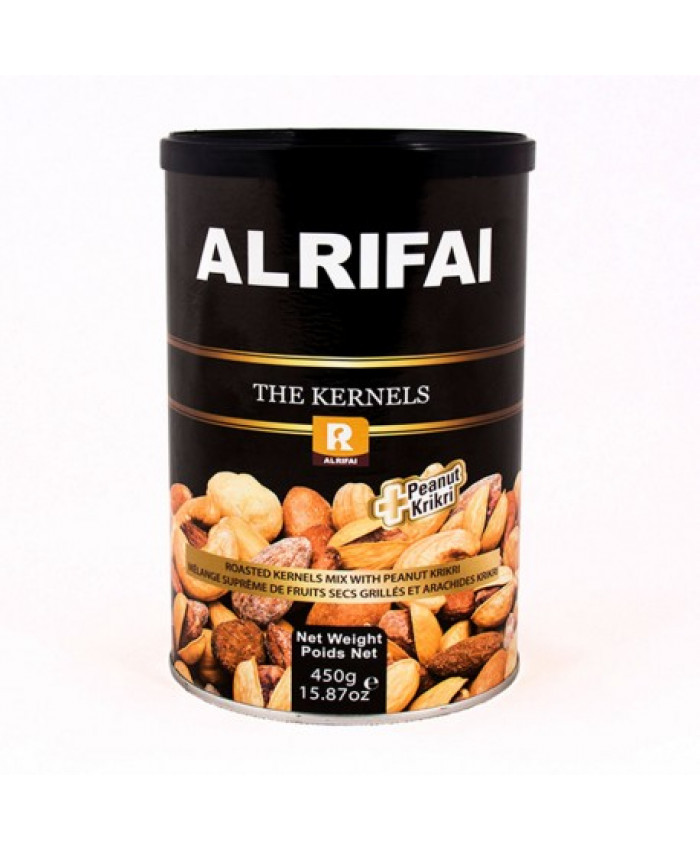 THE KERNELS MIX ALRIFAI 25% KRIKRI -  450 GR.