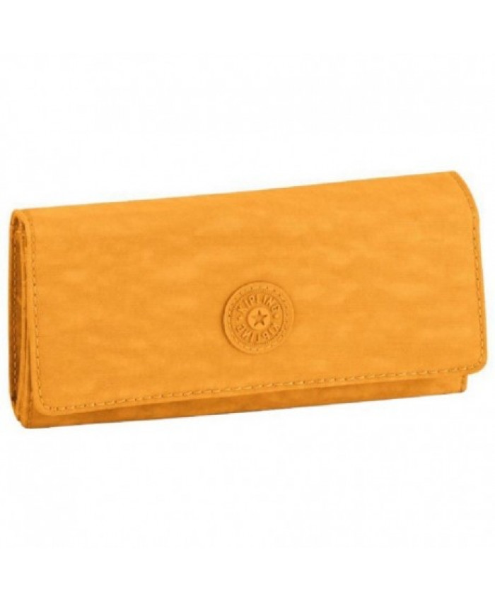 BILLETERA KIPLING BROWNIE AMARILLO