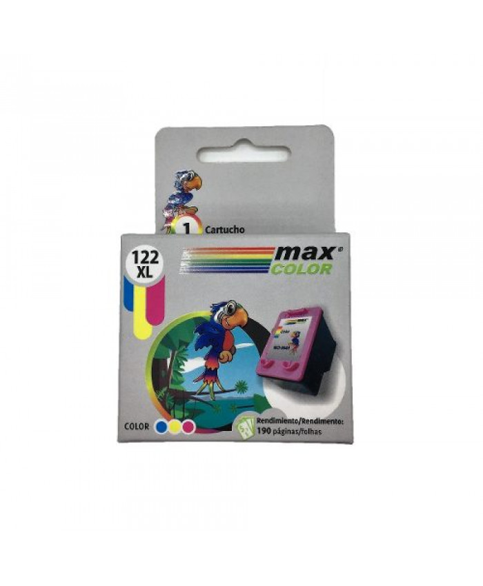 TINTA MAXCOLOR 122XL COLOR
