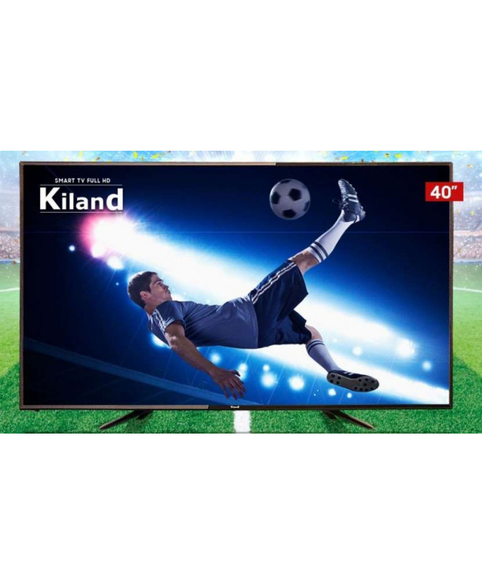 "TV LED SMART KILAND 40"" FULL HD"
