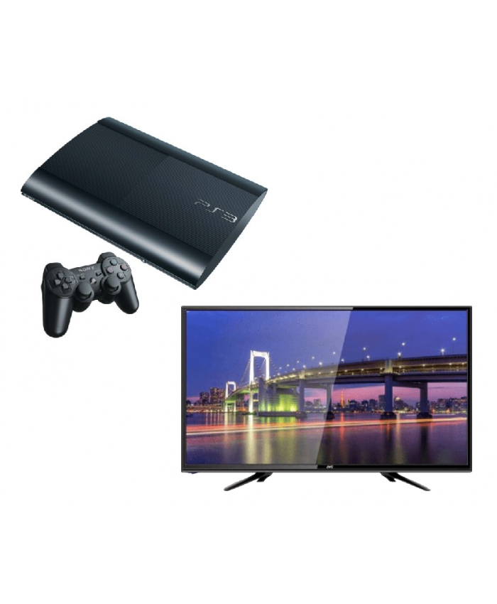 COMBO PLAY STATION 3 500GB