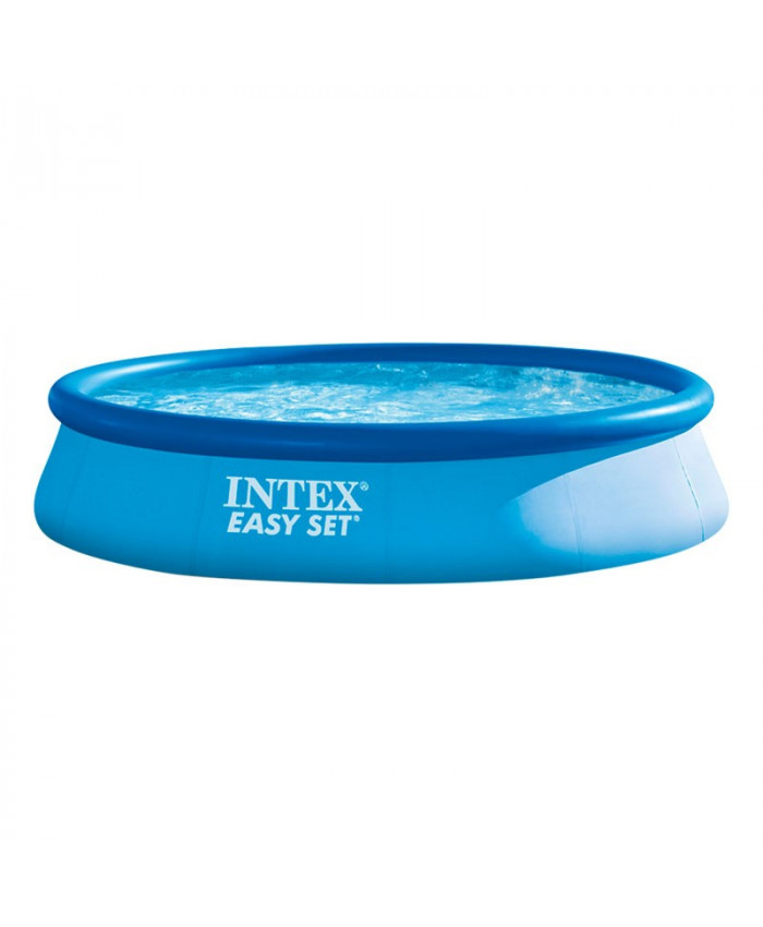 PISCINA INTEX EASY SET 396X84 CON DEPURADORA