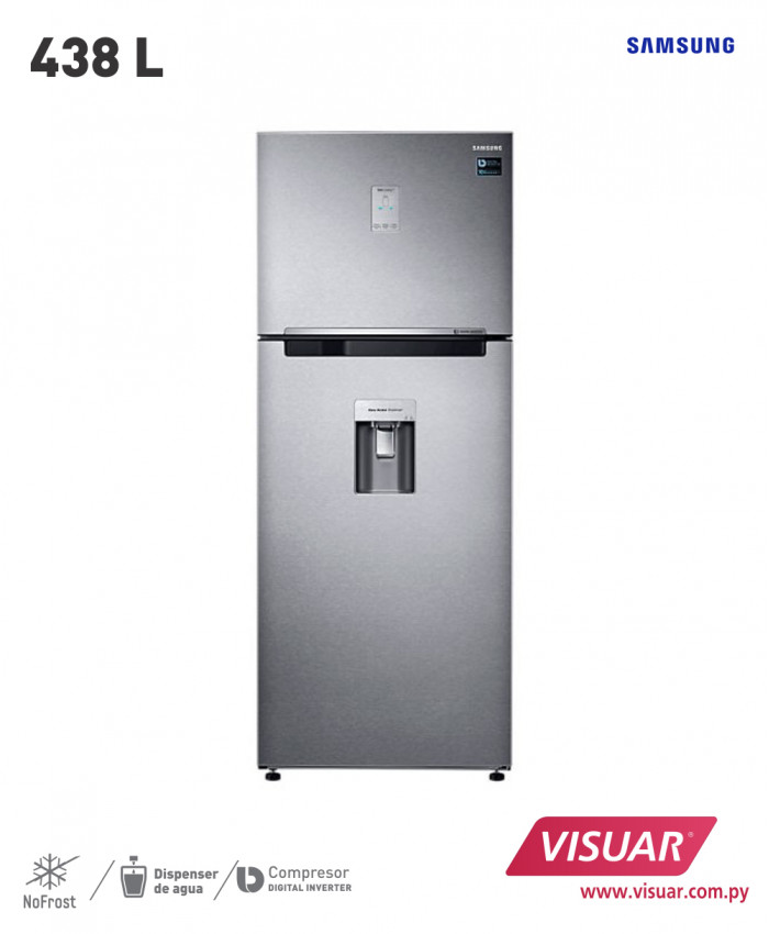 HELADERA - NO FROST - TWIN COOLING PLUS, 438 LTS.