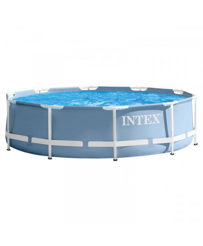PISCINA INTEX C/ESTRUCTURA METALICA 4.485LTS
