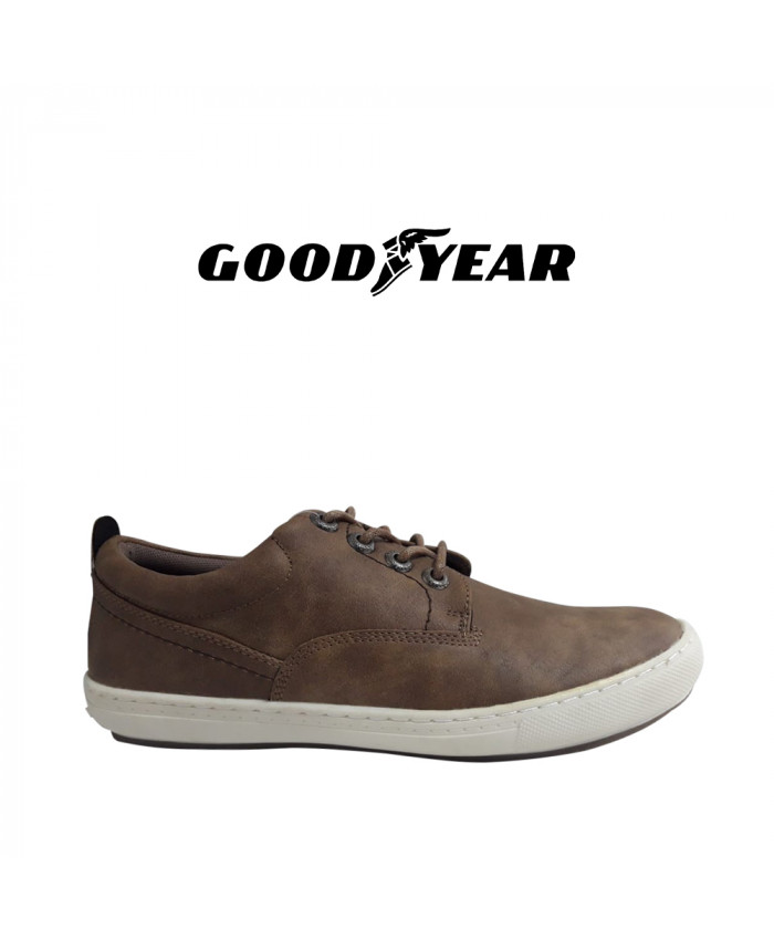 CALZADO GOODYEAR MASCULINO - HARRY LIGHT BROWN