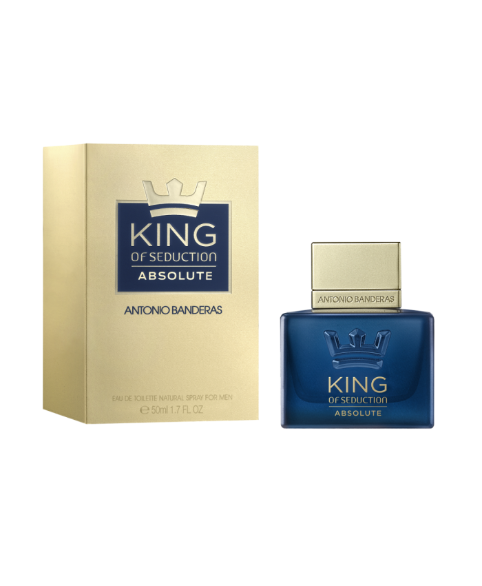 KING OF SEDUCTION ABSOLUTE 50ML