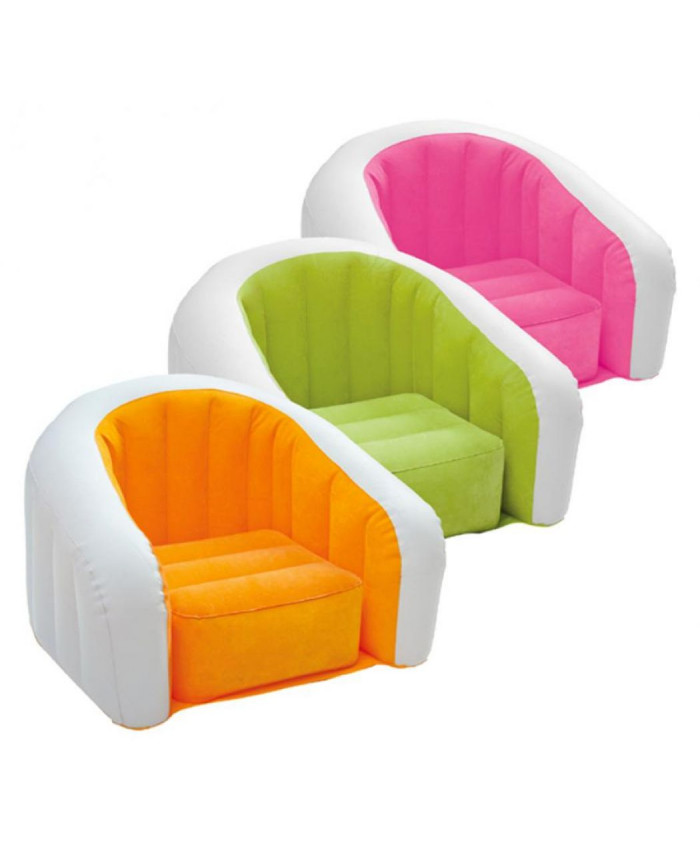 SILLON INFLABLE P/ CAFÉ CLUB INTEX