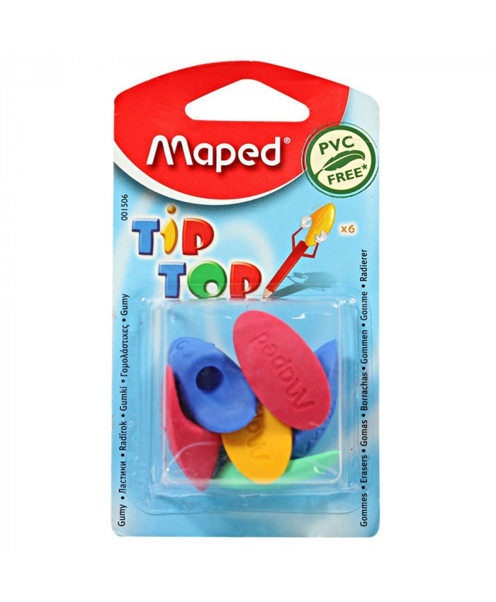 BORRADORES TIP-TOP MAPED