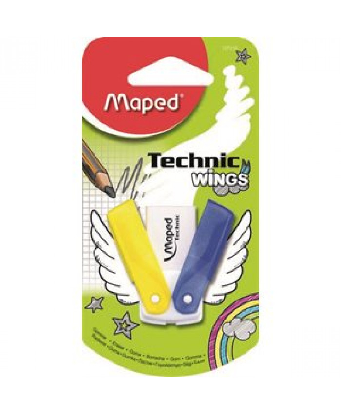 BORRADOR TECHNIC WINGS - MAPED