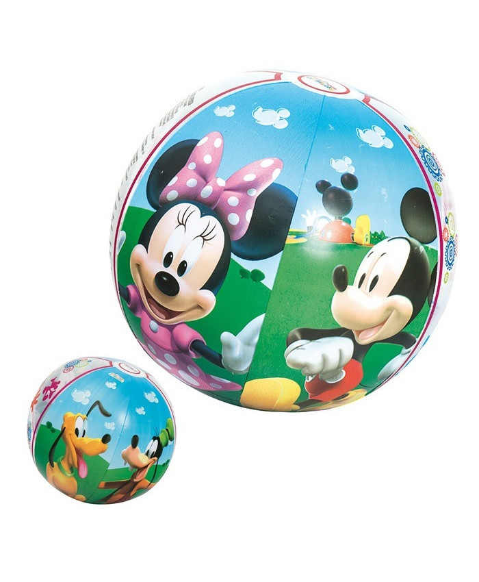PELOTA INFLABLE MICKEY MOUSE CLUBHOUSE - 91001