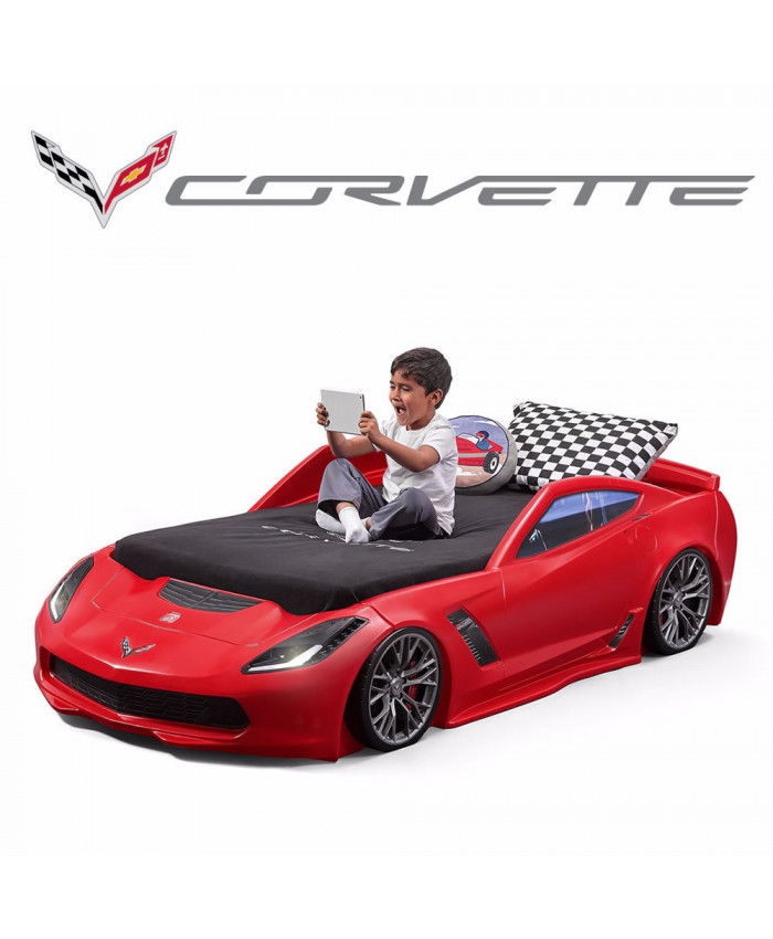 CAMA CORVETTE Z06 - STEP 2