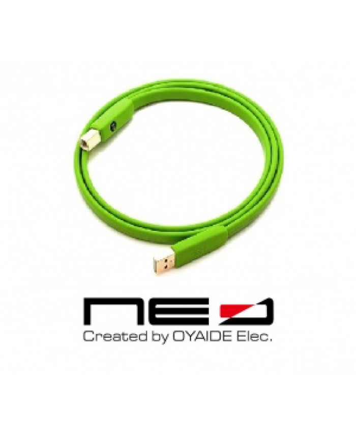 OYAIDE CABLE USB 2.0 CLASE B 1MTS