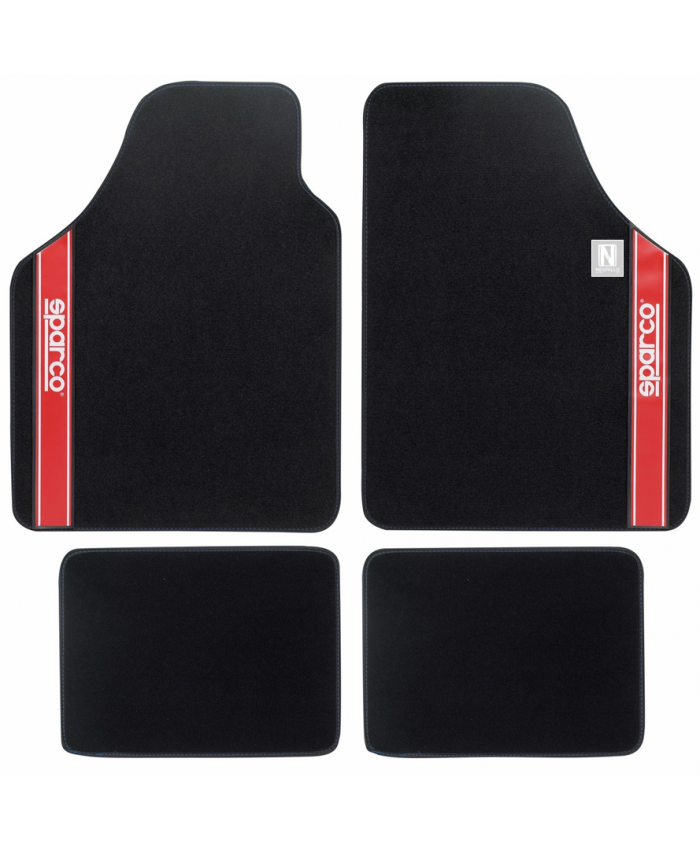 ALFOMBRA SPARCO 003763BRS