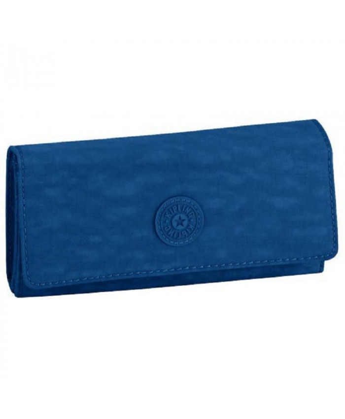 BILLETERA KIPLING BROWNIE AZUL