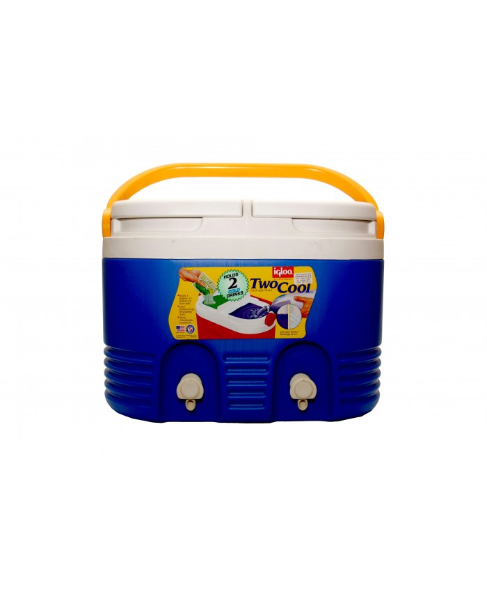 TERMO IGLOO TWO COOL - AZUL