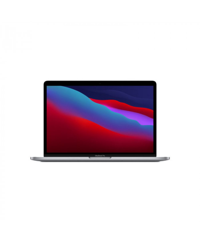 "APPLE MACBOOK PRO 2020 13"" TOUCH BAR M1 CHIP 8-CORE CPU 8-CORE GPU 8 GB 256 GB SSD, SPACE GRAY - HNBAPP230"