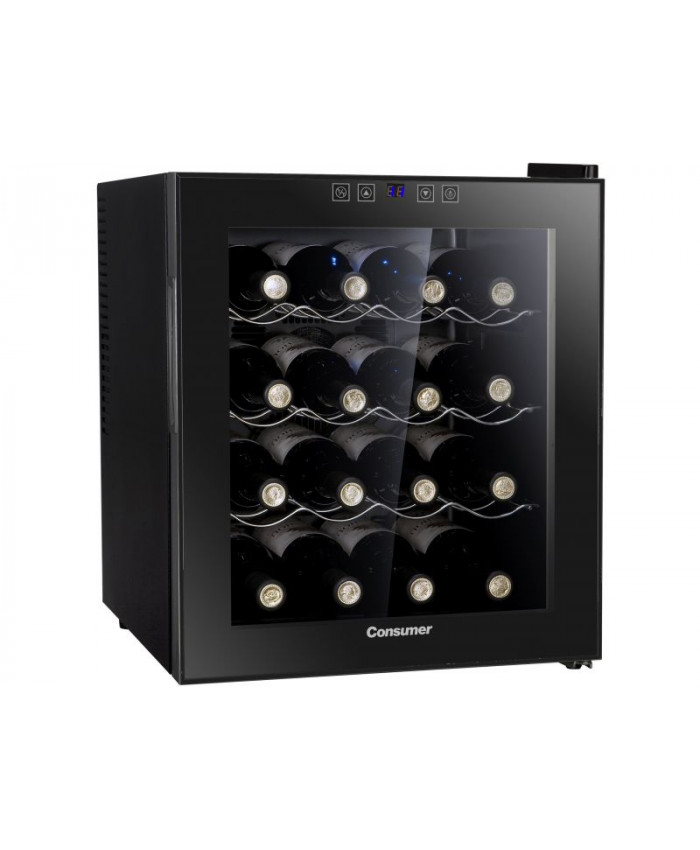 WINECOOLER DE 16 BOTELLAS CONSUMER
