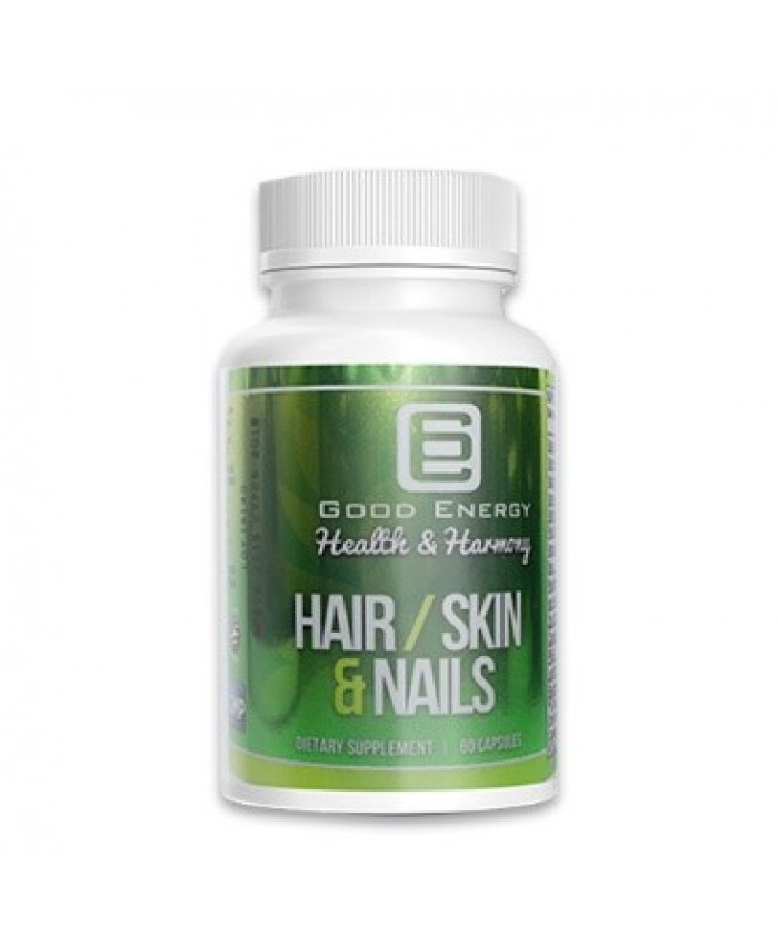 GOOD ENERGY HAIR, SKIN & NAILS – 60 CAPSULAS