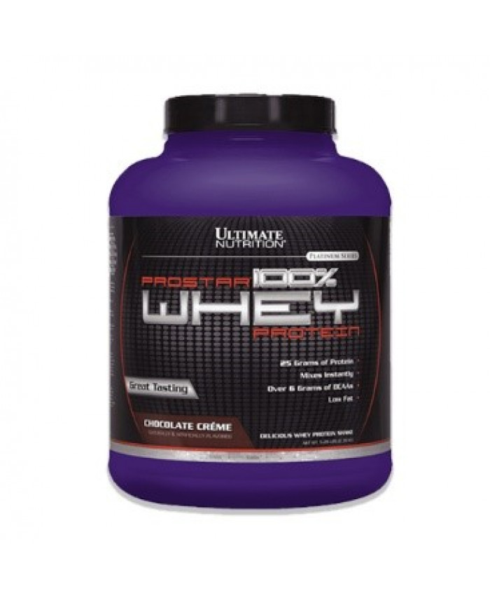 PROSTAR WHEY – 5 LBS CHOCOLATE