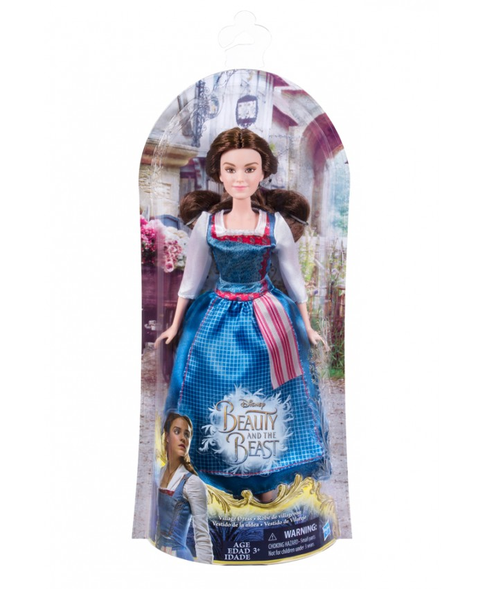 BELLE - VILLAGE DRESS