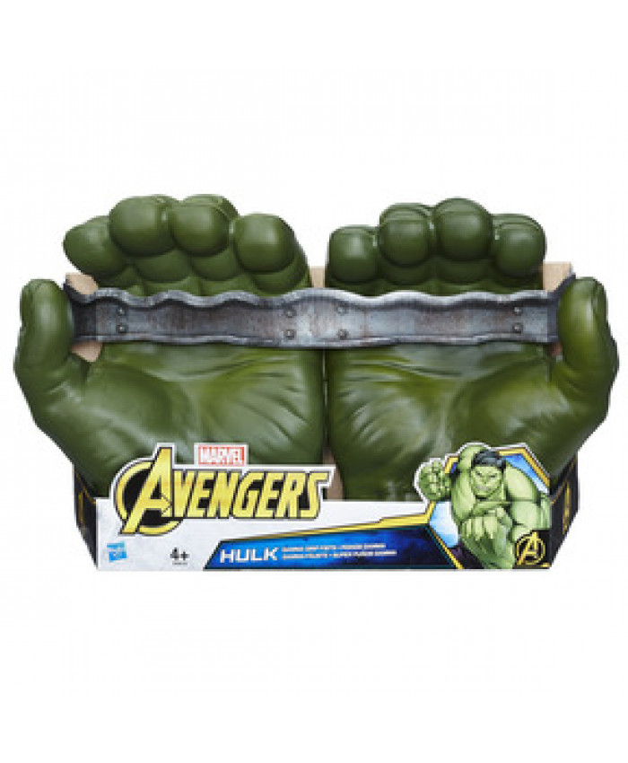 AVN HULK GAMMA GRIP FISTS