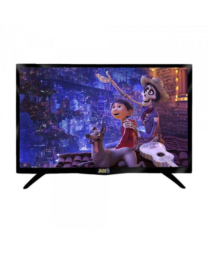"TV JAM 32"" LED HD HDMI USB ULTRA SLIM"