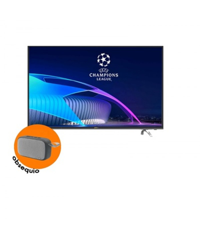 "TV JAM 43"" SMART + PARLANTE PORTABLE START KPP-262 DE REGALO"