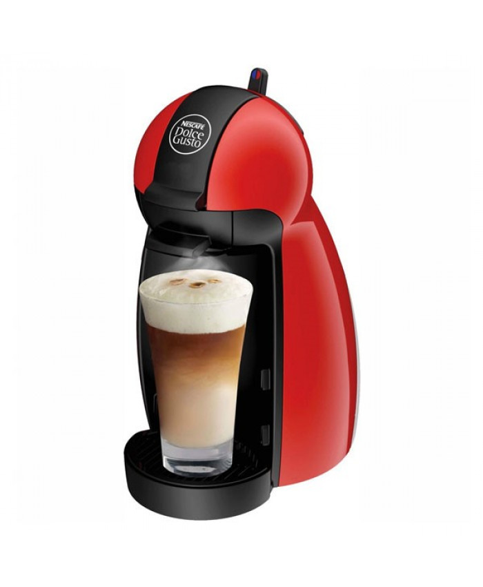 CAFETERA MOULINEX 0,6LTS DOLCE GUSTO PICCOLO ROJA