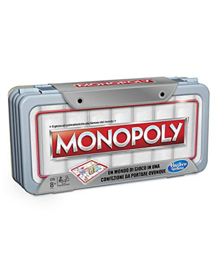 HASBRO GAMING ROAD TRIP MONOPOLY