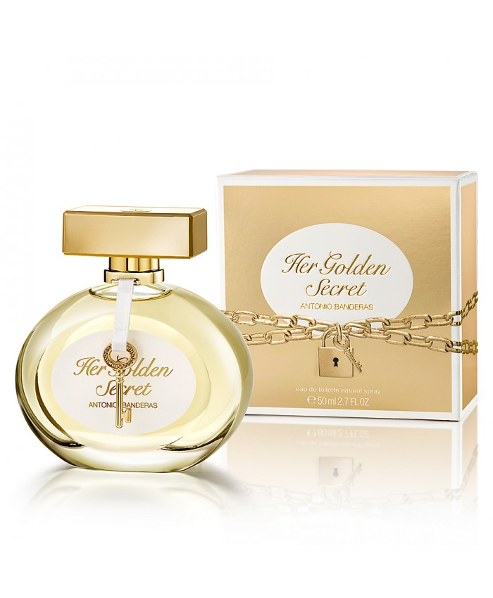 HER GOLDEN SECRET 50 ML