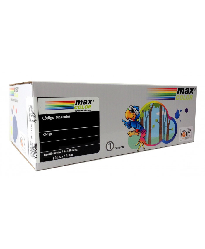 TONER MAXCOLOR BROTHER 350