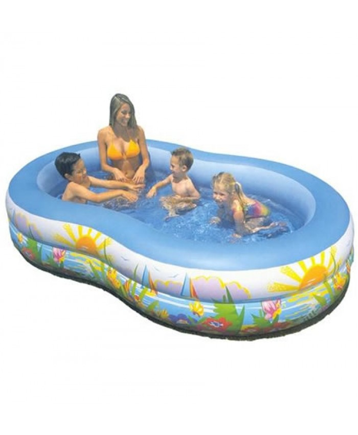 PISCINA INFLABLE 572 LTS.