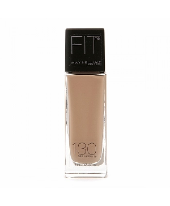 BASE LÍQUIDA MAYBELLINE FIT ME - BUFF BEIGE (130)