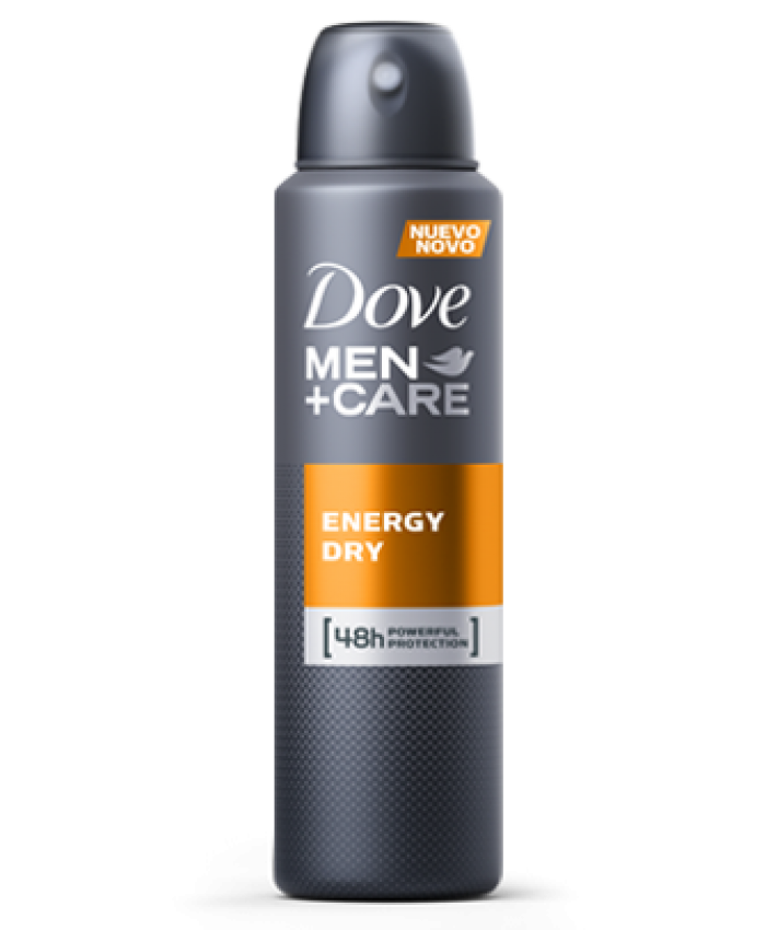 ANTITRANSPIRANTE DOVE MEN CARE ENERGY DRY
