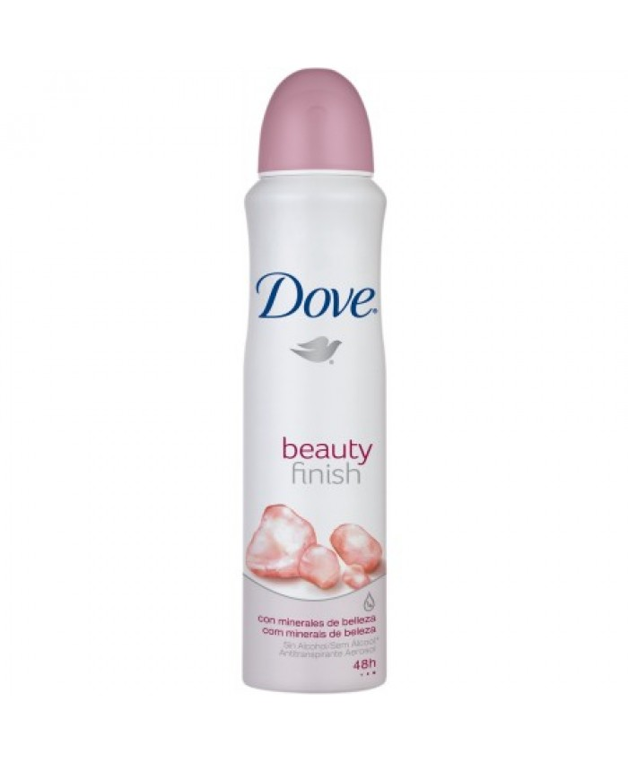 ANTITRANSPIRANTE DOVE BEAUTY FINISH - AEROSOL