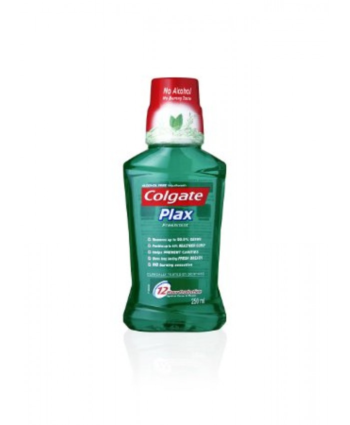 ENJUAGUE BUCAL COLGATE PLAX FRESH MINT