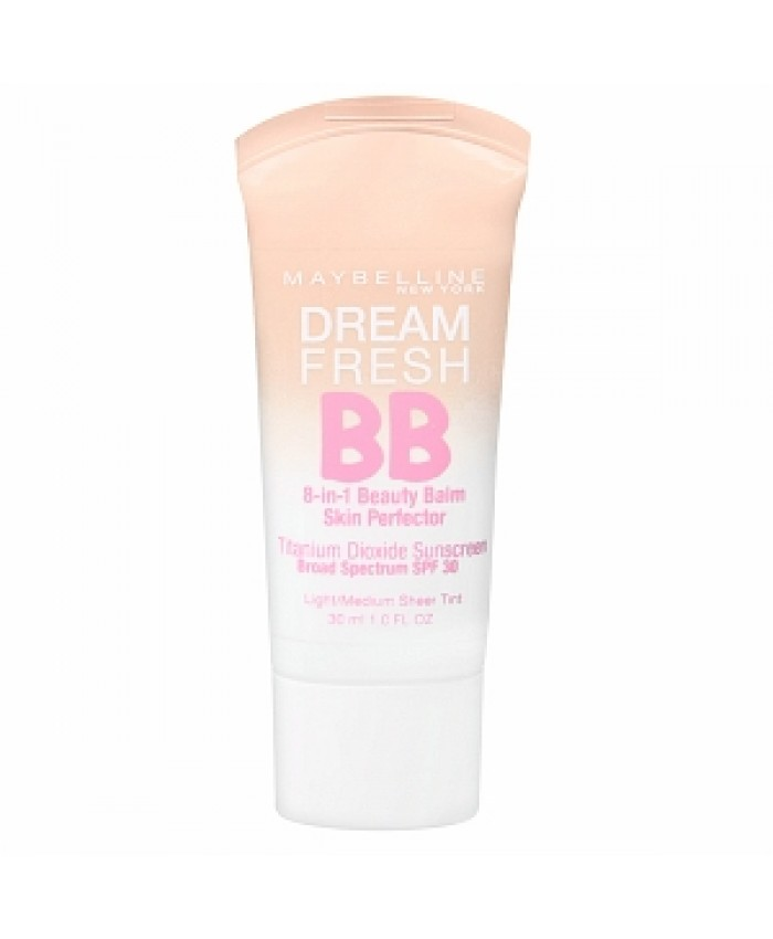 BASE LÍQUIDA BB CREAM MAYBELLINE - COLOR LIGHT (100)