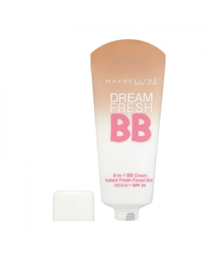 BASE LÍQUIDA BB CREAM MAYBELLINE - COLOR MEDIUM (120)