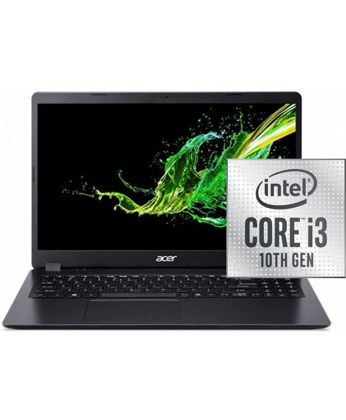 NOTEBOOK ACER A315 56-39NB/I3 10MA GEN/15.6″/4GB/1TB W10