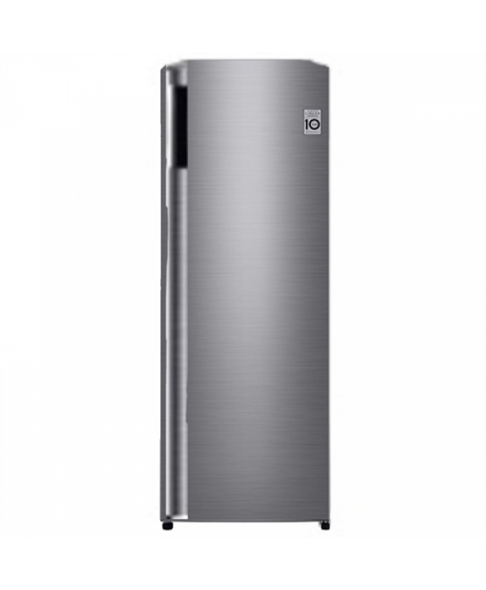 FREEZER VERTICAL GP20BPP LG INOX