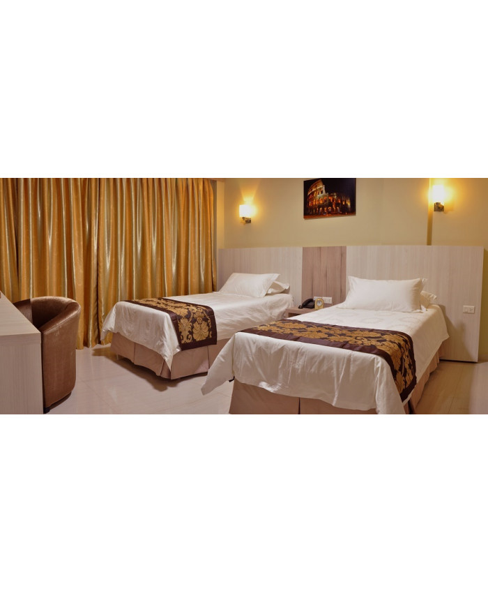 MEGAL SUITES HOTEL HAB. DOBLE