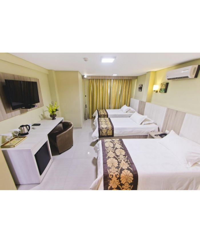 MEGAL SUITES HOTEL HAB. TRIPLE