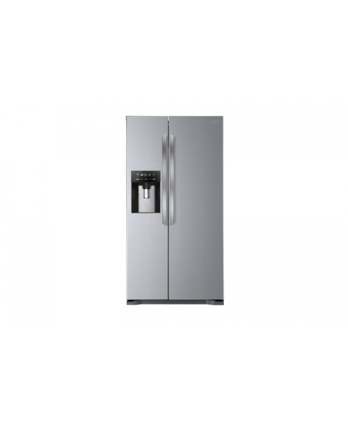 HELADERA LG SIDE BY SIDE INOX 521 LTS.