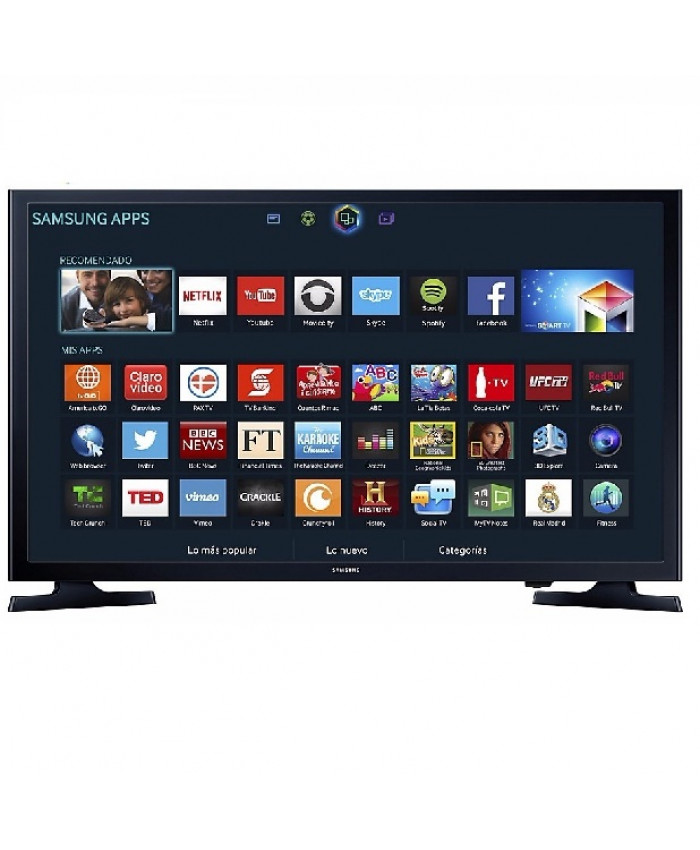 "TV SAMSUNG 32"" HD FLAT SMART SERIES 4"