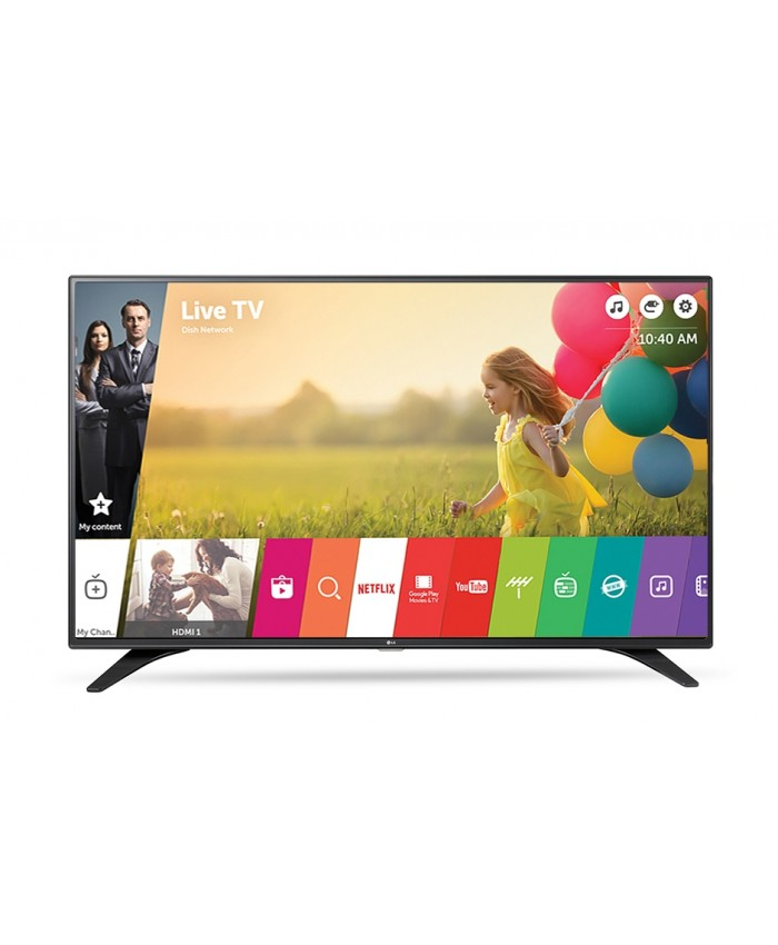 "TV LED LG SMART 55""  FHD"