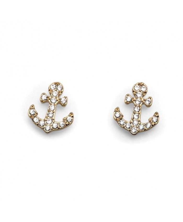 ANCHOR GOLD CRYSTAL - SWAROVSKI®