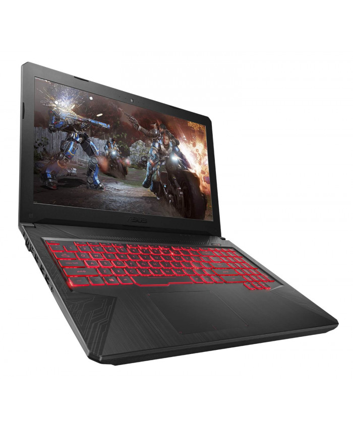 "NOTEBOOK ASUS TUF GAMING FX504GM-WH51 15-8300/SSD 256G/RAM 8GB/15.6"" FHD/GTX1060"