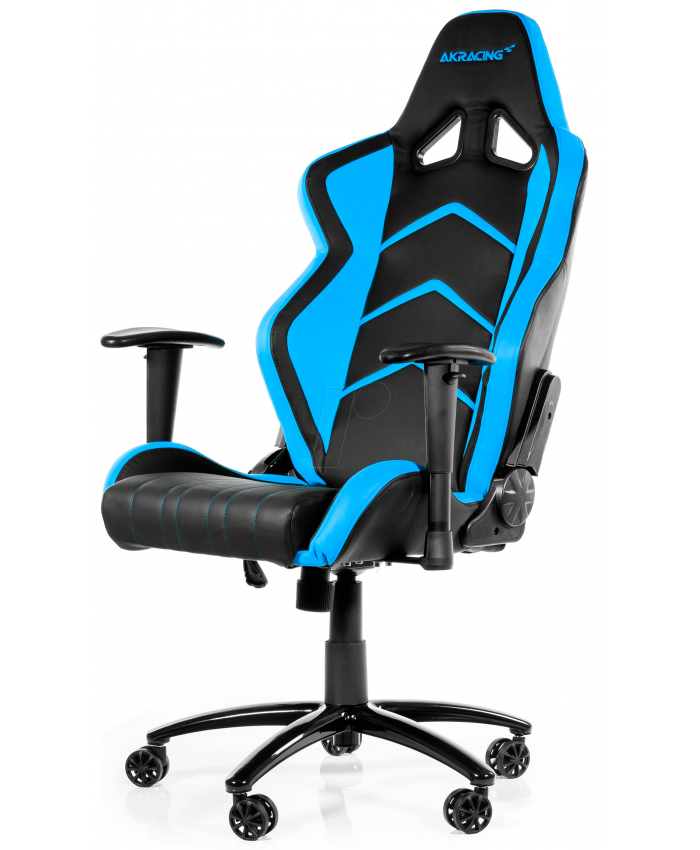 SILLA P/GAMER AKRACING K6014-BL BLACK/BLUE